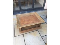 Gorgeous Oka Birdcage Coffee Table