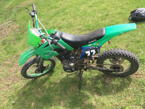 2014 150cc dirt bike need gone asap