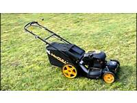 McCULLOCH LAWNMOWER 51CM PETROL