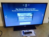 Samsung UE40F5300 40 Inch Smart WiFi Ready Full HD 1080p LED TV With Freeview HD £150