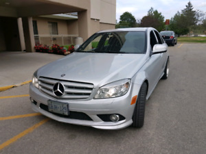2008 C300 6spd RWD with Safety & Etest