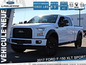 2017 Ford F-150 XLT*SPORT*LIFT KIT*DURATRAC*BACHE*