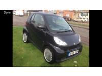 Smart semi-auto 2008 mil (58k) 1 year mot
