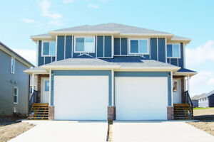Brand New Duplex for Rent in Fort St John