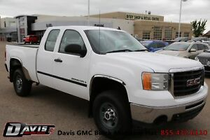 2007 GMC Sierra 2500HD All-New WT Cruise control!