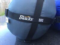 Sleeping Bag - Blacks 300