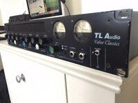 TL Audio C1 - Dual Valve Preamp Compressor