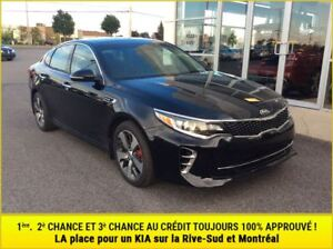 2016 Kia Optima SX Turbo **3.09%** Neuf
