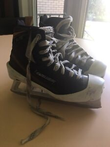 Bauer Elite goalie skates - Patins gardien but size 5.5