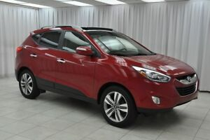 2015 Hyundai Tucson LIMITED AWD SUV w/ BLUETOOTH, HEATED SEATS,