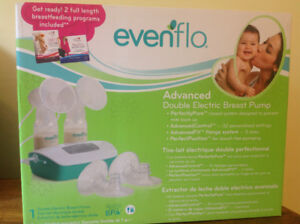 Evenflo Advanced Double Electric Breast Pump