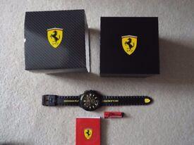Ferrari Mens Wtch