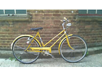 Vintage ladies dutch bike PUCH size 20 & 3 speed, NEW brakes tyre, serviced - Welcome for test ride