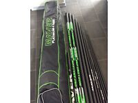 brand new unused maver definition pole 13m with tags