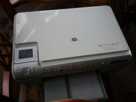 HP Photosmart all in one scanner/printer working ok with some inks