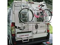 Fiamma Carry-Bike 200 DJ DUCATO: Van bike rack for Fiat Ducato Van