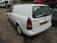 Vauxhall Astra Van Mk4 1.7dti BREAKING Cheap parts!