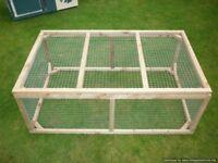 rabbit/guinea pig/small animal run 5ft x 3ft