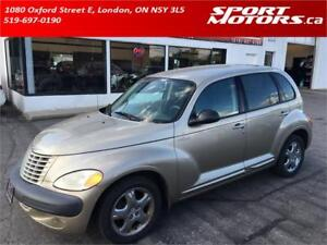 2002 Chrysler PT Cruiser! New Brakes! A/C! Heated Side Mirrors!
