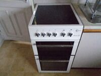 Flavel Electric cooker with ceramic hob