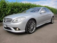 Mercedes-Benz CL 500 AMG 5.5 V8 Iridium Silver