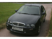 03 ROVER 25, 1.4, 5 DR, NEW MOT, FREE WARRANTY