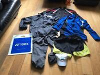 Yonex Tennis Bundle (Size XL)