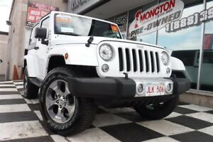 2017 Jeep Wrangler Sahara | CD/MP3 | 4x4