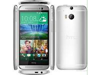 HTC ONE M8 SLIVER 16GB UNLOCKED