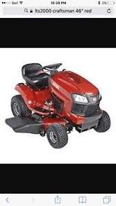 "Craftsman 21HP* Automatic 46"" Lawn"