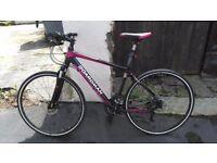 Chris boardman mx comp mountain bike