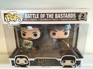 Game of Thrones Battle of the Bastards 2pk!!