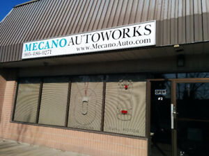 Automotive A/C repairs and refrigerant fill-up