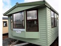 Static Caravan for Sale- Atlas Sapphire- Green- DOUBLE GLAZED AND PANEL HEATED!!