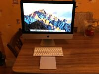 Apple iMac 21.5 slimline (Great condition with box)