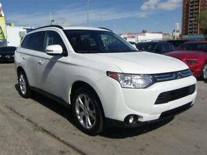 2014 Mitsubishi Outlander GT AWD|B.CAMERA|7.PASSENGER|LEATHER|RO