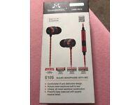 Soundmagic e10s in ear phones new