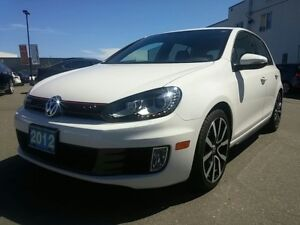 2012 Volkswagen Golf GTI 5-Door DSG ! Preformance on a Budget !
