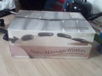 Large hot stone massage heater - BRAND NEW NEVER USED