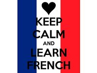 French lessons by native speaker.