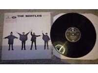 Help The Beatles uk release