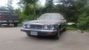 1987 Jaguar Sovereign XJ6