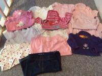 Girls/Boys/unisex clothes bundle newborn - 3-6 months
