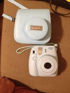 Instax mini8 with case