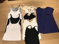 Bundle maternity BF clothes (underwear, swimming suit, PJ)