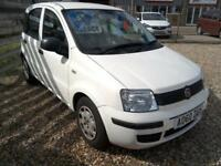 2011 Fiat Panda 1.2 Active Only 14,000 Miles White £30 RoadTax LowIns High MPG