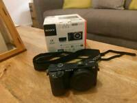 Sony a6000 body only.