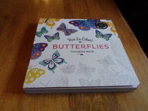 Vine Le Color ButterFlies Coloring Book