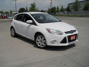 2012 Ford Focus, 4 door, Automatic, 3 Years warranty availabe