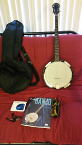 Fender banjo. Perfect condition like new